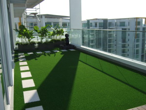 Synthetic Grass Services Oceanside, Turf Applications, Decks, Terraces, Patios