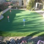 Synthetic Turf Putting Greens For Backyards Oceanside, Best Artificial Lawn Golf Green Prices
