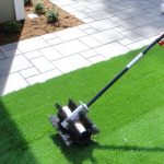 Synthetic Grass Cleaning Techniques Oceanside, Artificial Turf Cleaning Process