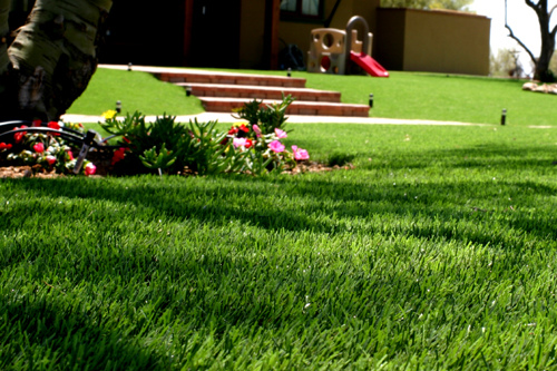 Synthetic Grass Custom Design Company Oceanside, Best Custom Artificial Lawn Pricing